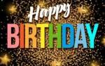 Поздравление с днем рождения от души (своими словами). Поздравления