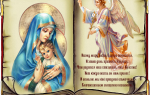 Поздравления с праздником 7 апреля. Поздравления с благовещением пресвятой богородицы