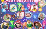 Стенгазета на день рождения 1 год. Как сделать красивый плакат, стенгазету на День рождения ребенку своими руками: идеи, шаблоны, фото. Как сделать поздравительный, сладкий, с фотографиями плакат, стенгазету на первый День рождения ребенку, в детский сад?