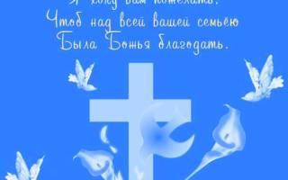 С днем пасхи короткие. Как поздравить с Пасхой? Лучшие поздравления с Пасхой Христовой в СМС, стихах, прозе: короткие и красивые