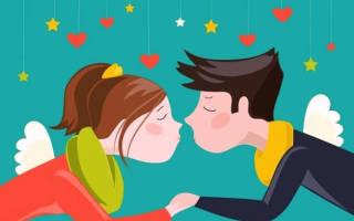 Пожелания на 14 февраля короткие фразы. Поздравления день влюбленных короткие