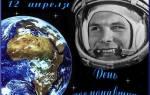 Красивые поздравления с днем космонавтики. Красивые и прикольные поздравления с днем космонавтики