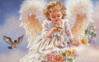 Поздравить подругу с крещением дочери. Стихи, посвященные крещению девочки. Поздравления с крещением девочки — стихи на крестины