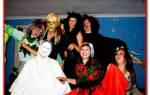 Поздравления на хэллоуин в прозе. Сценарий Хэллоуин для молодежи «Кошмарной ночи!