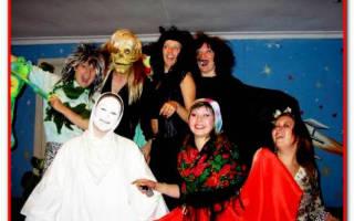 Сценарий Хэллоуин для молодежи «Кошмарной ночи!». Halloween. Поздравления с Хэллоуином
