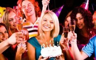 Веселое поздравление на день рождения. Идеи для оригинального поздравления подруги с днём рождения