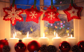 Снегурочка поздравляет с новым годом детей. Новогодние поздравления от деда мороза и снегурочки
