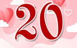 Наилучшее поздравление с 20 летием для девушки