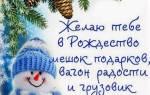 Красивые открытки поздравления с рождеством христовым