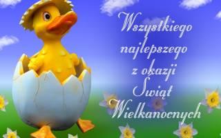 Поздравить с пасхой на польском языке. Поздравления с днем рождения на польском языке