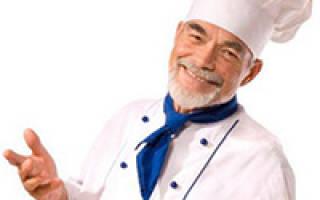 Прикольные стихи про поваров. Поздравления повару