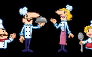 Поздравления с днем повара. День повара: поздравления в стихах и прозе и красивые картинки к празднику